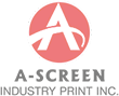 A-Screen logo