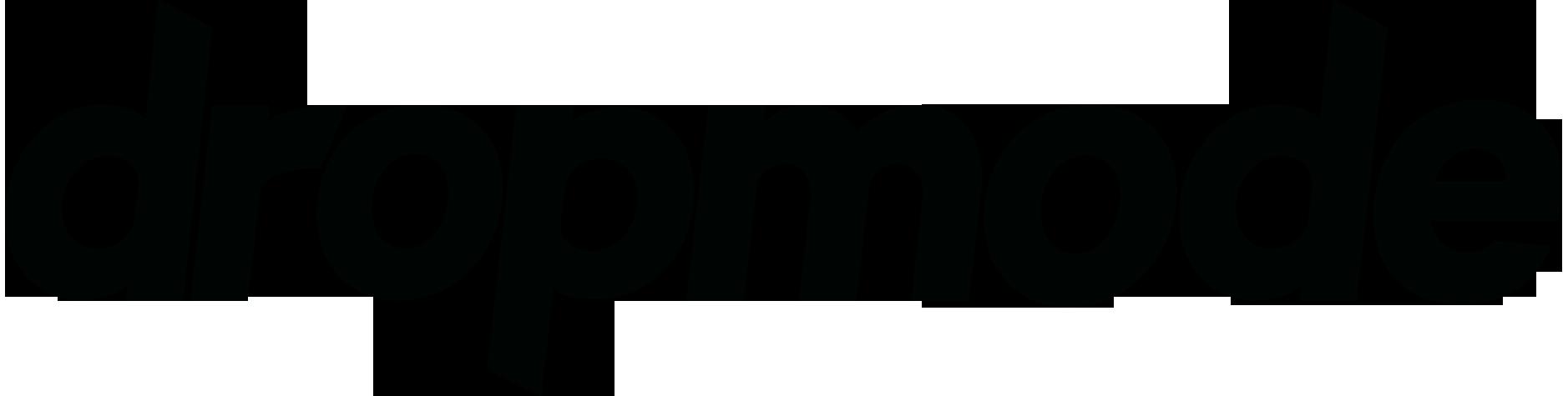 Dropmode logo
