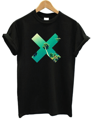 T-shirt with printing