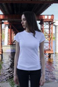 Женская футболка от T-Store